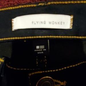 BNWT Flying Monkey  Blue Jean's